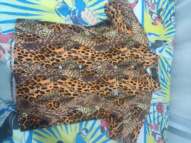 Camisa nova da marca Paradise  - Foto 2
