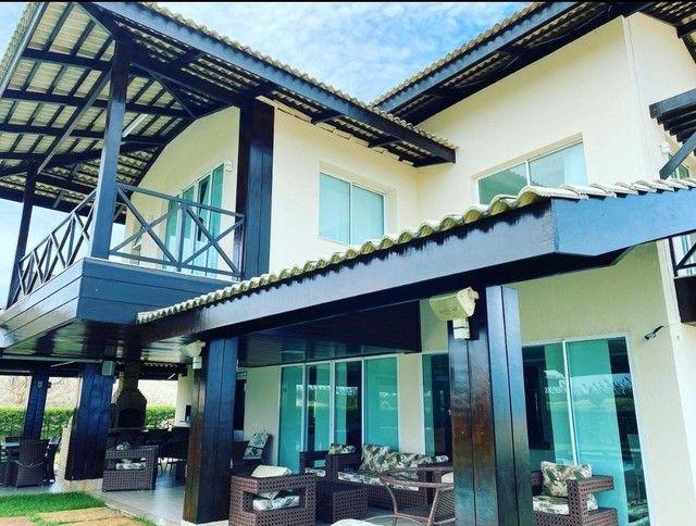 Casa de condomínio para venda tem 345 metros quadrados com 4 quartos em Tapera - Aquiraz -