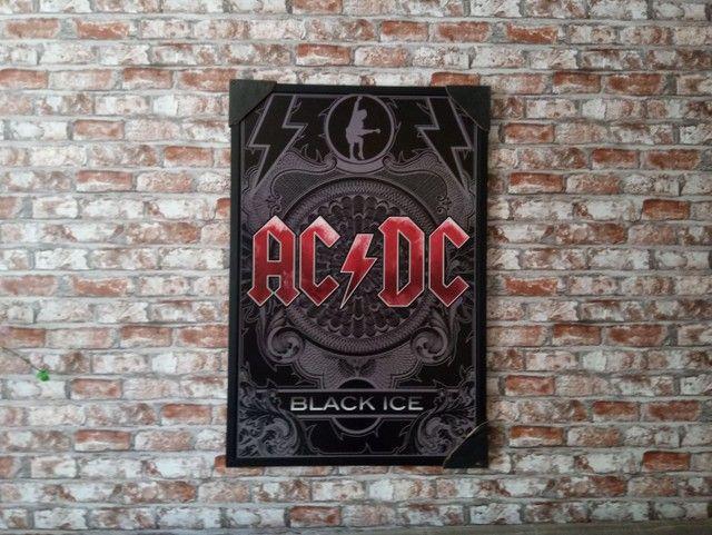 5 Posters com moldura semi novos tamanho 60x90 - Foto 4