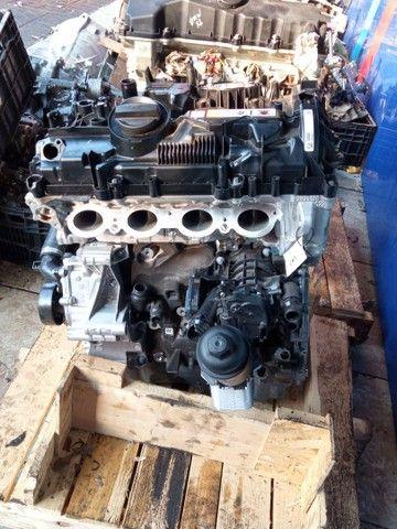 Motor parcial BMW 320I 2020/21 gasolina