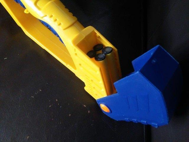 X Shot Vigilante -Estilo Nerf -  Arma de brinquedo - Foto 4