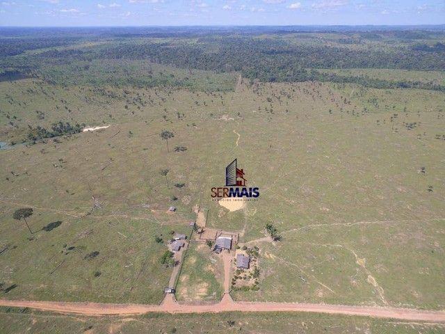 Fazenda à venda, 3242800 m² por R$ 3.750.000,00 - Área Rural de Porto Velho - Porto Velho/ - Foto 2