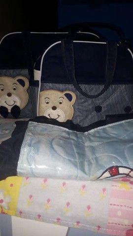 Bolsas de criança usada pouca vezes  - Foto 3