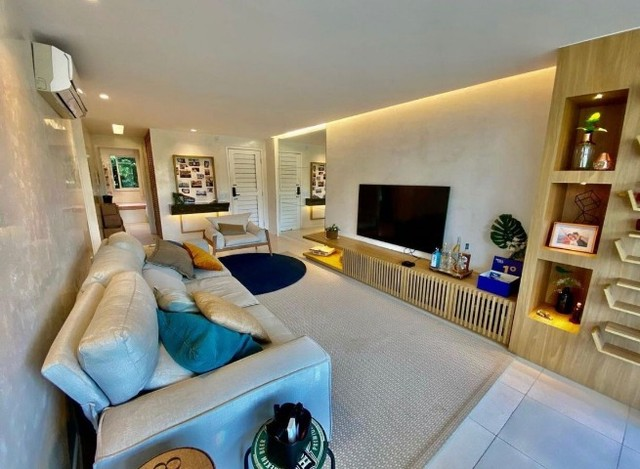 Vendo apartamento com 103m² 3 suítes no Golf Ville - Foto 13