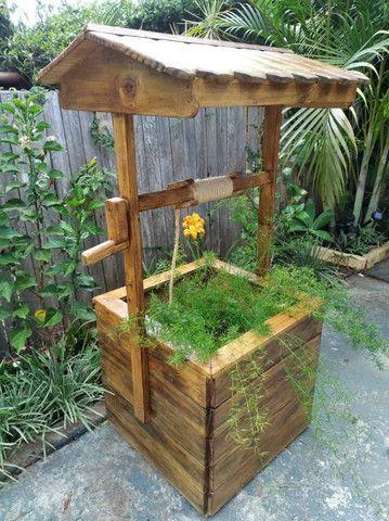 Pocinho para decoração de jardim - Foto 6