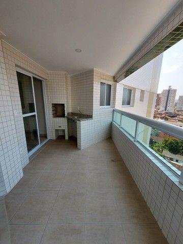 Apartamento para venda com 75 metros quadrados com 2 quartos em Guilhermina - Praia Grande - Foto 3