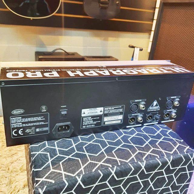 Equalizador behringer Fbq 6200 - Usado - Somos Loja - Foto 4