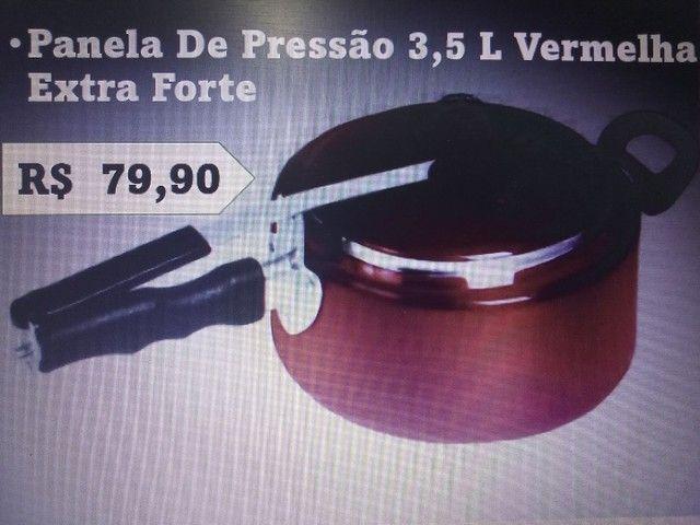 Panela de pressão NOVA - 3,5 l - extra forte