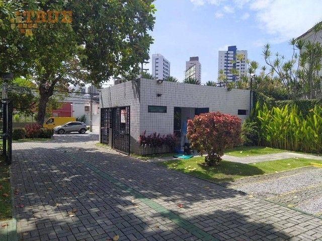 Apartamento com 3 dormitórios à venda, 72 m² por R$ 430.000,00 - Aflitos - Recife/PE - Foto 17
