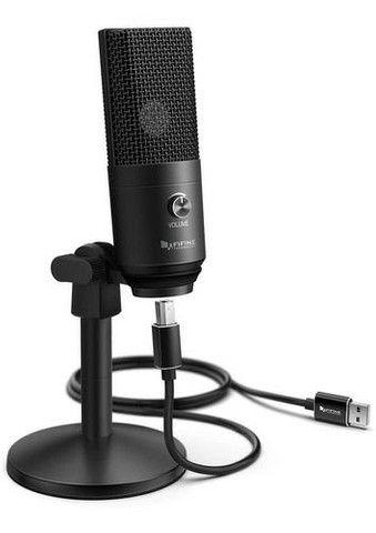 Microfone fifine k670 preto