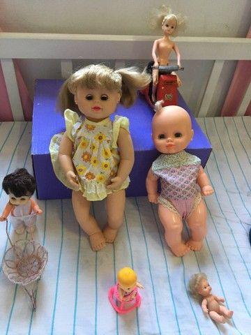 Violão  grande Elena de Avalor e bonecas Estrela  - Foto 4