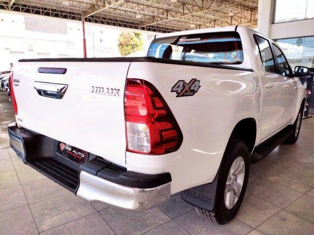 Hilux SR 2.8 Diesel 4X4 2020 - Foto 4
