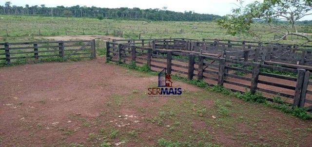 Fazenda com 1 dormitório à venda, por R$ 10.500.000 - Zona Rural - São Francisco do Guapor - Foto 16