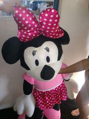 Minnie rosa em perfeito estado - Foto 3