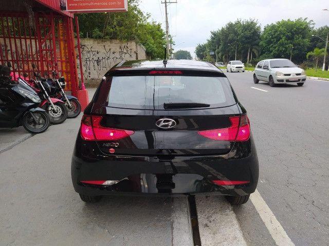 Hyundai HB20 Sense 2021 1.0 Flex Completo Comando de som no volante - Foto 5