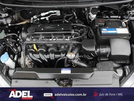 HB20 2015/2016 1.6 PREMIUM 16V FLEX 4P AUTOMÁTICO - Foto 17