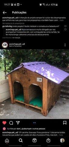 Casinhas de Cachorro Personalizadas - Foto 4