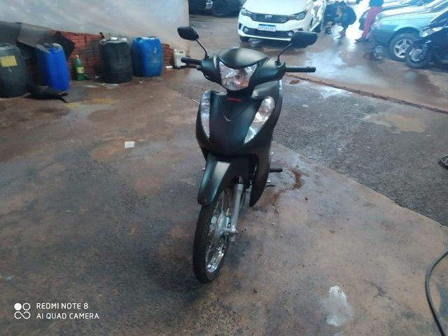 Honda Biz 125 ES com partida elétrica  - Foto 6
