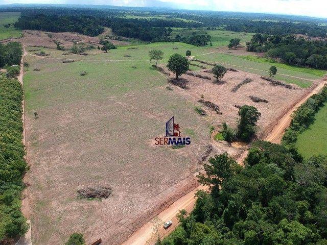 Sítio à venda, por R$ 3.500.000 - Zona Rural - Presidente Médici/RO - Foto 3