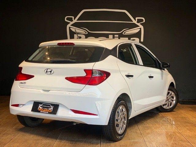 Hyundai HB20 1.0M (Flex) Sense 2020 - Foto 4