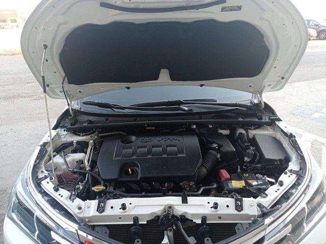 Corolla xei 2019 financio em até 60 x carro muito novo - Foto 16