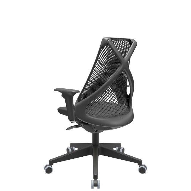 Cadeira Bix plaxmetal - Presidente top!!! - Foto 6