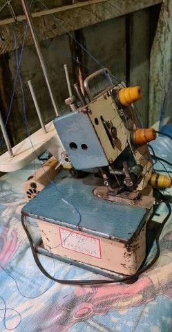 Máquina de Costuma Overlock