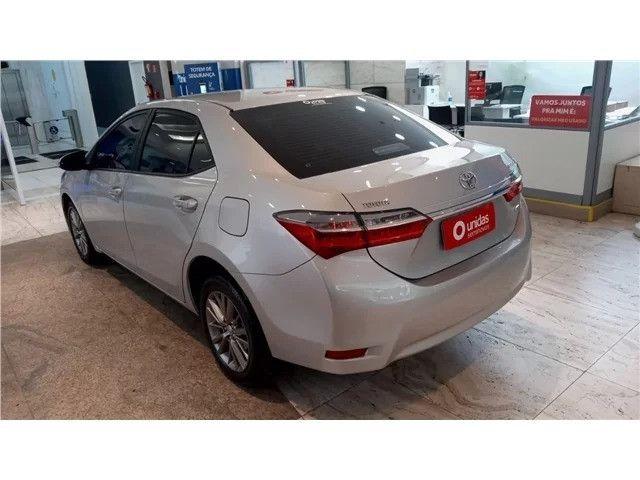 Corolla GLI 1.8 automático 2019 com 22.000 km - Temos garantia de 12 meses** - Foto 7