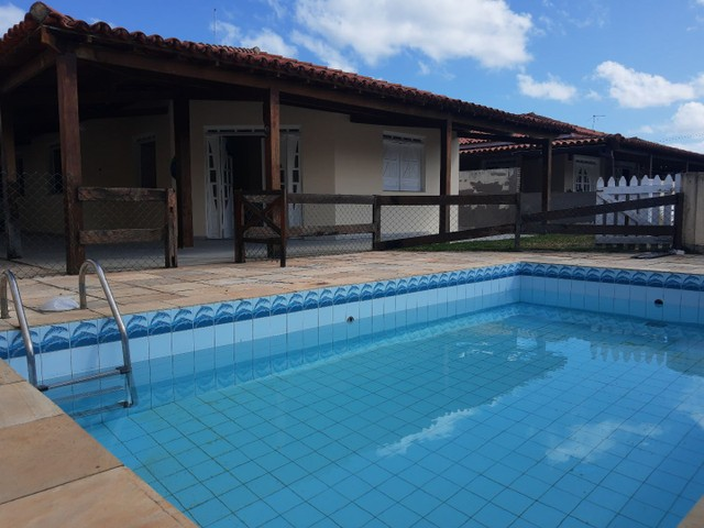 Excelente casa térrea 3/4 com piscina privativa - Foto 16