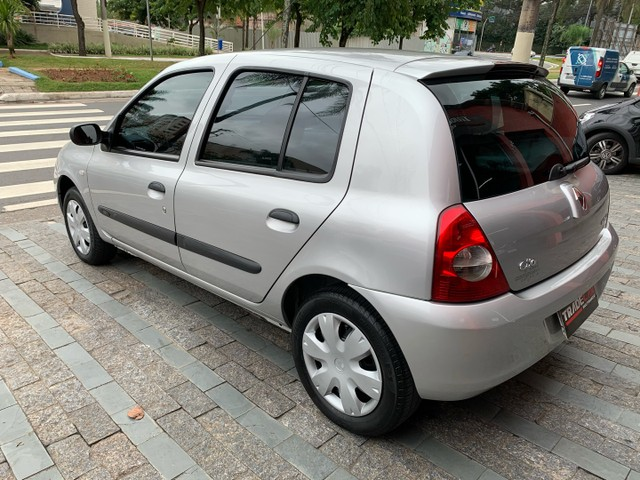 Renault Clio 1.0 flex 4p Ótimo Estado!  - Foto 4
