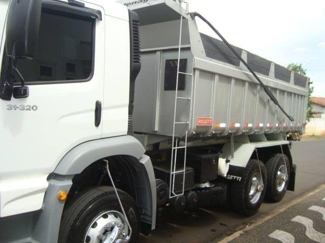 Caminhão Vw 31-320 6X4 Caçamba 2010 - Foto 5