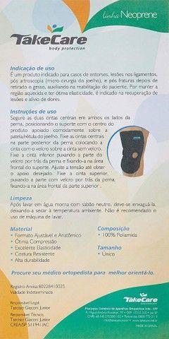 Joelheira Ortopédica Ajustável - Foto 3