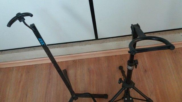 Suporte de chão para instrumentos musicais  - Foto 5