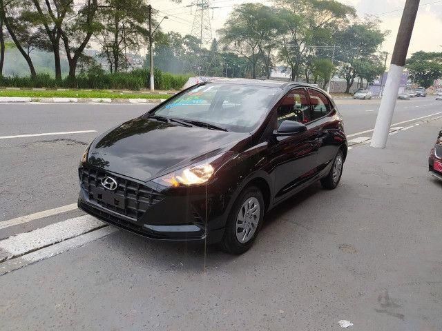 Hyundai HB20 Sense 2021 1.0 Flex Completo Comando de som no volante - Foto 3