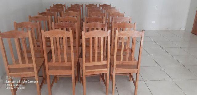 Cadeiras Madeira do Pará  - Foto 2