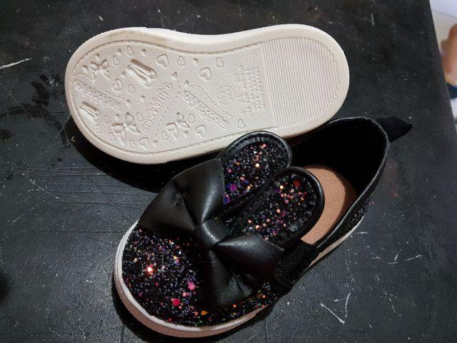 Sapatos de menina - Foto 4