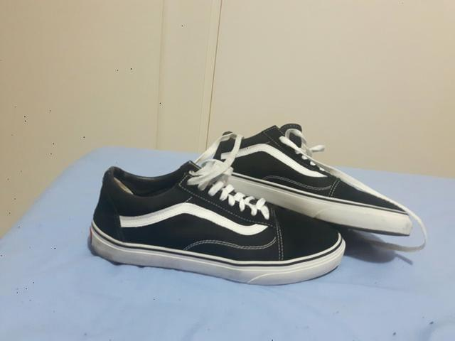 Tênis Vans old school tam 41
