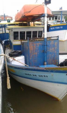 Barco semi novo 9 mt