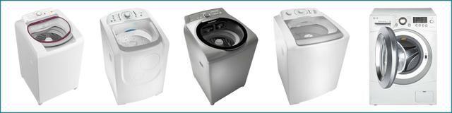 Consertos de Máquinas de lavar à domicílio