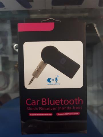 Adaptador Bluetooth Pra Carro esse vai direto na entrada P2