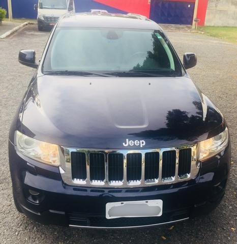 Jeep Grand Cherokee 3.6 V6 4wd Limited Automatica 2012