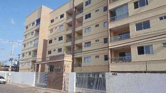 Apartamento no Condomínio Cancun