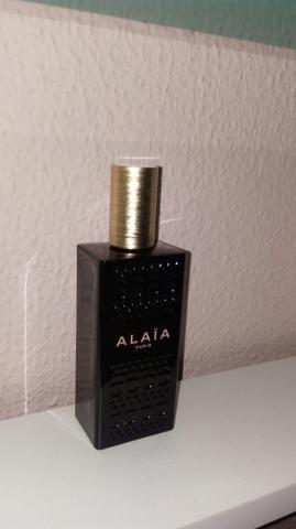 Perfume ALAÏA Original 100ml Ganhei e não gostei