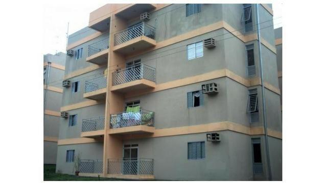 Apartamento no Condomínio Residencial Cujubim - AP0041
