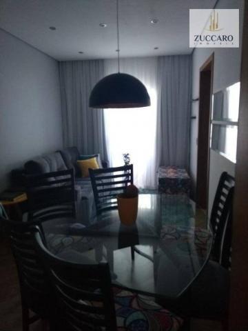 Apartamento com 2 dormitórios à venda, 54 m² por r$ 285.000,00 - vila sirena - guarulhos/s - Foto 9