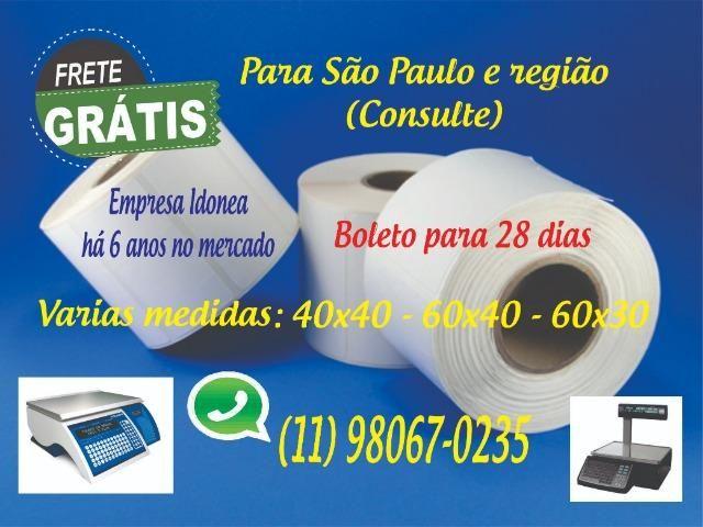 64a0cc286 Etiqueta balança 40x40 Balança Toledo Filizola - Equipamentos e ...