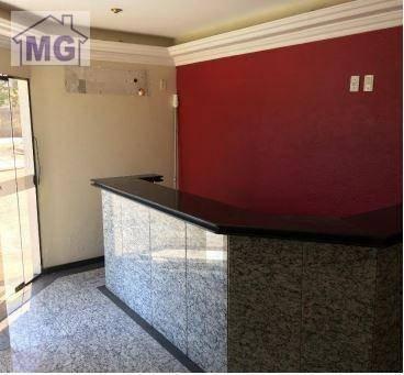 Galpão para alugar, 447 m² por r$ /mês - granja dos cavaleiros - macaé/rj - Foto 2