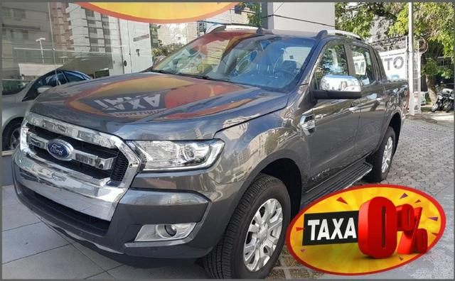 Ford Ranger Limited 3.2 Diesel 4x4 AT - 2018