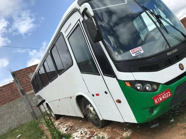 Ônibus motor dianteiro of 1418 - Foto 2