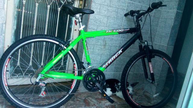64bb9b2ef1 Bike Aluminum 26, Susp.Diant,Aros Aero,Nova,só 480,00 ao 1o ...